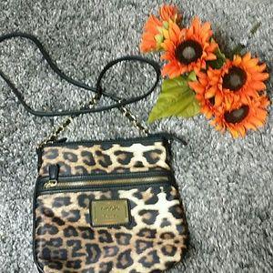 Handbags - Nichole Miller cross body bag